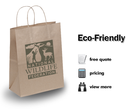 Click here to view more of our custom Eco-Friendly Bags